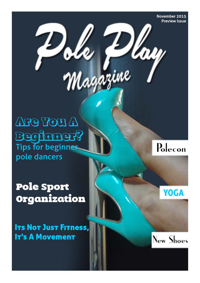 Pole Play Magazine Preview November 2015