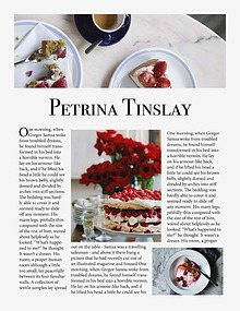 Petrina Tinslay