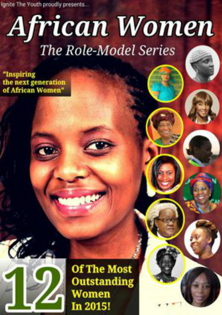 AFRICAN WOMEN: The Role Model Series November 2015