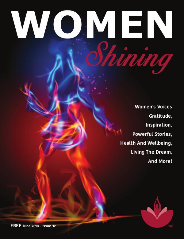 Women Shining Magazine Women Shining Summer 2018