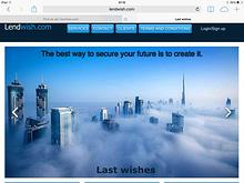 Last will Management lendwish.com