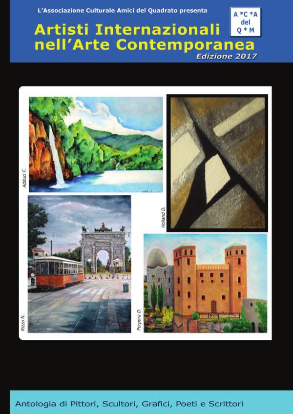 Artisti internazionali nell'Arte Contemporanea Artisti internazionali nell'Arte Contemporanea