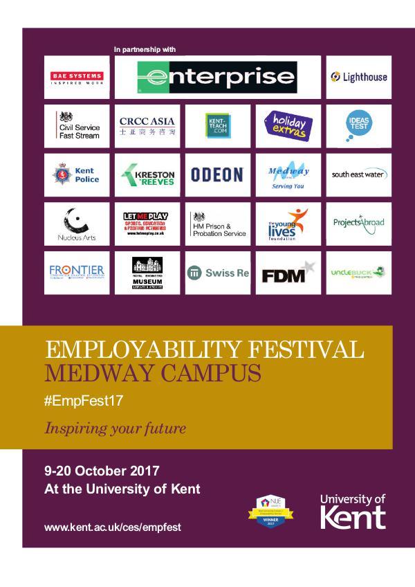 Medway Employability Festival 2017 MedwayEmpFest17_