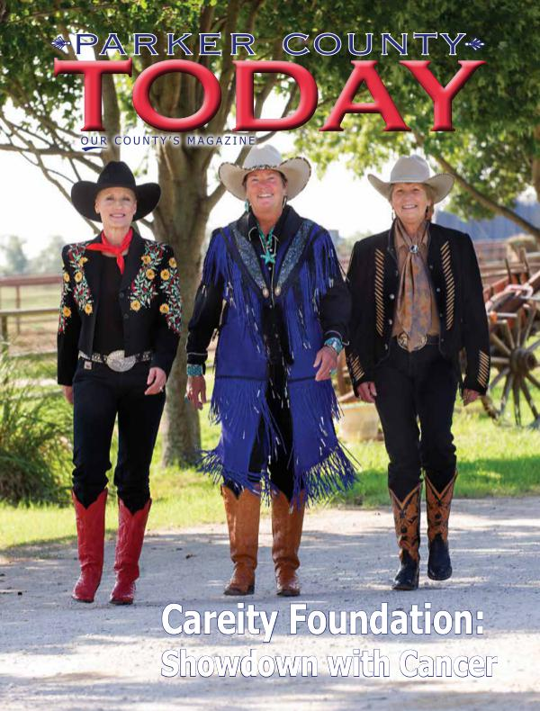 Parker County Today Pink Luncheon Special