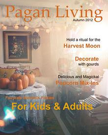 Pagan Living Magazine