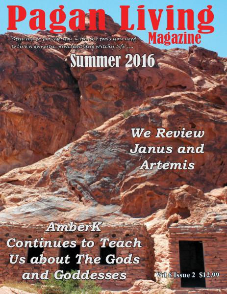Pagan Living Magazine Summer 2016