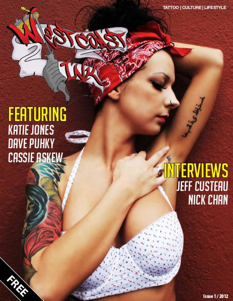 West Coast Ink Issue 1 - 2012