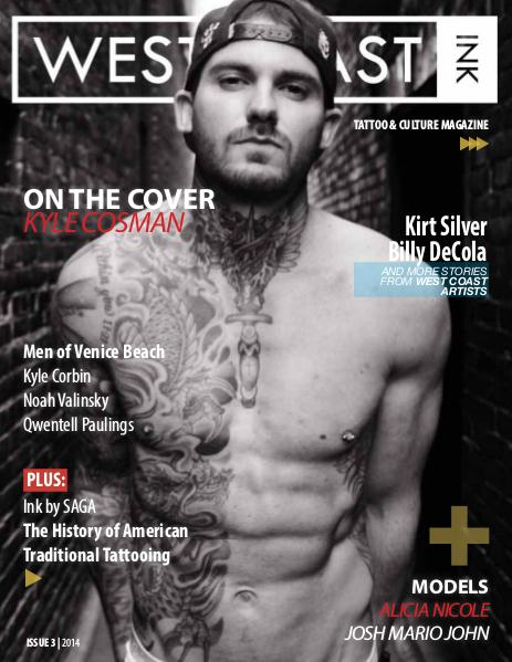 West Coast Ink Issue 3 - 2014