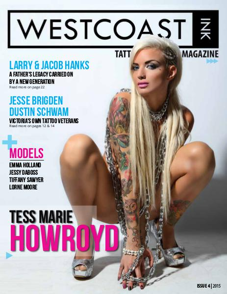 West Coast Ink Issue 4 - 2015