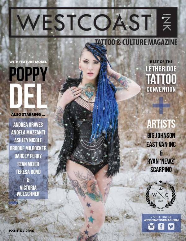 West Coast Ink Issue 6 - 2016