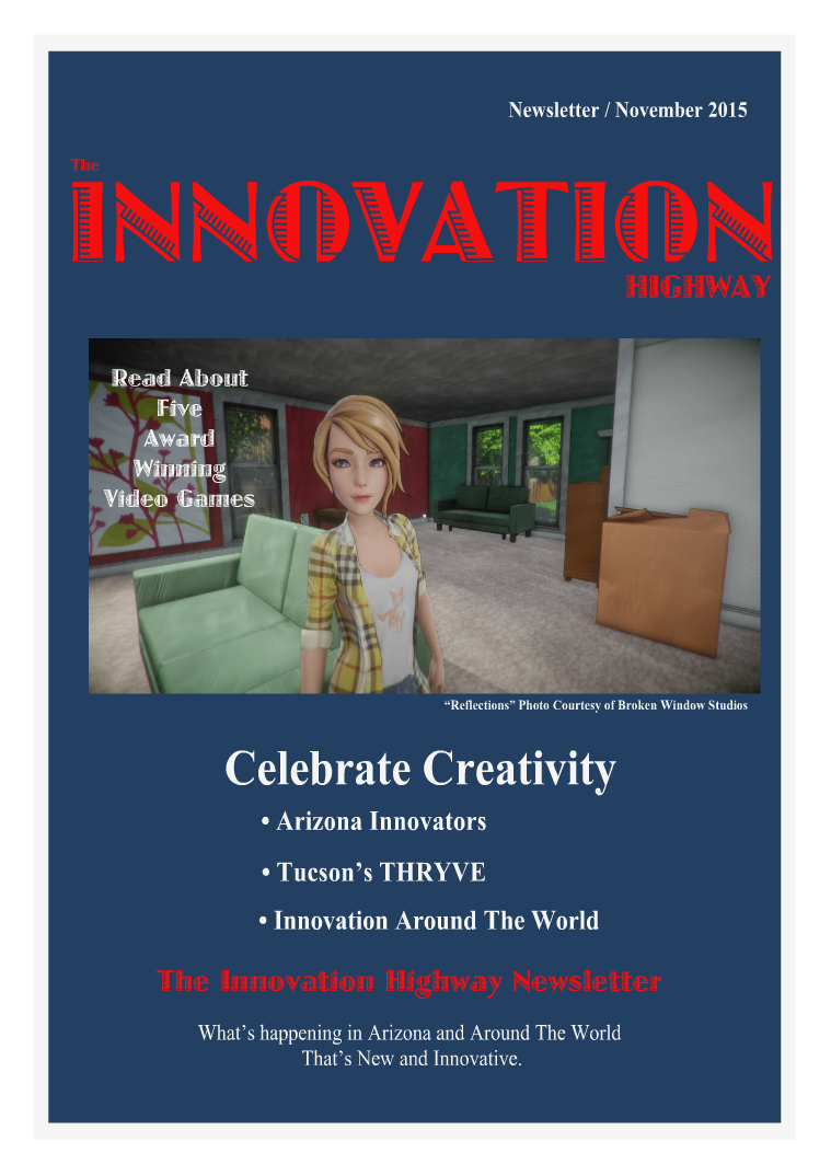 The Innovaton Highway Newsletter - November 2015