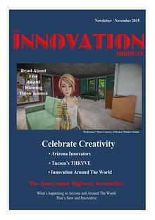 The Innovaton Highway Newsletter - November 2015