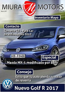 Miura Motors Compra Venta Consignación Premium