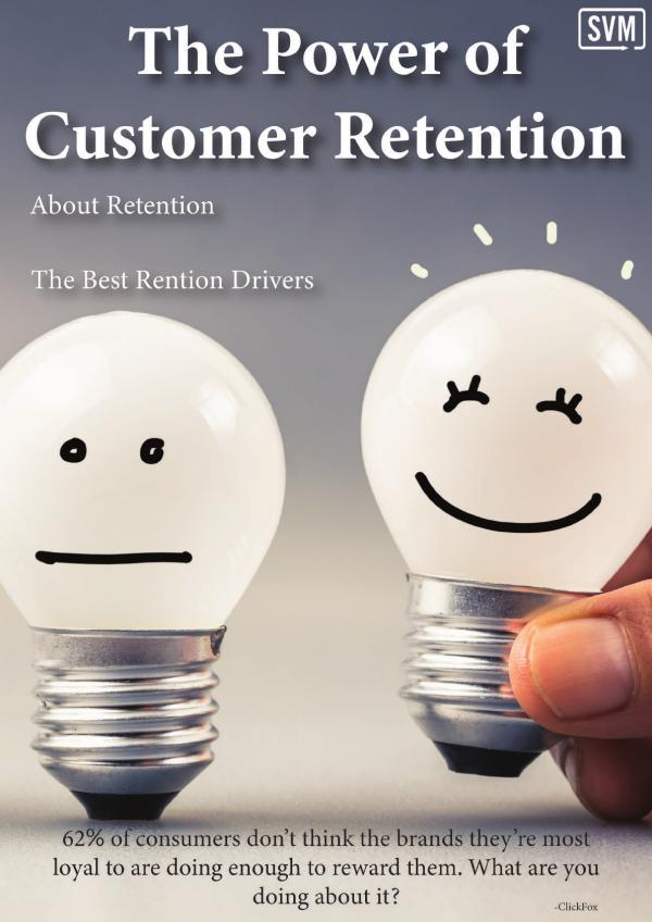 Talking Business Solutions The Power of Customer Retention