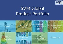 SVM's Product Booklet