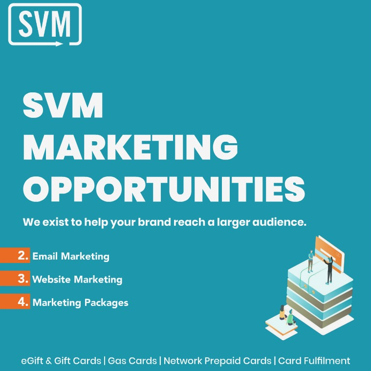 SVM Cards US Marketing Offerings