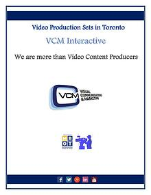 Top 6 Ideas for Styling Your Video Production Sets in Toronto
