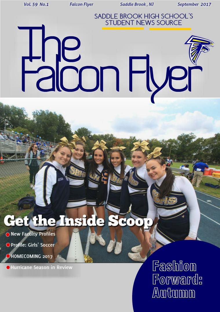 Falcon Flyer Fall 2017