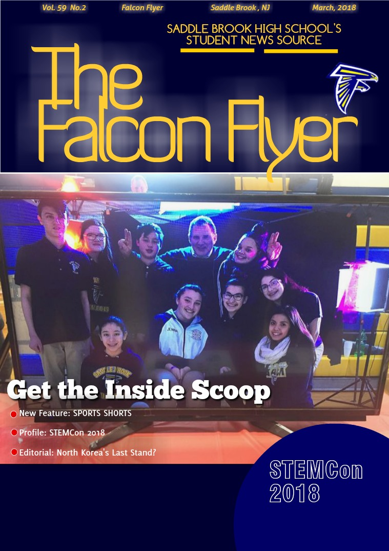 Falcon Flyer Winter 2018
