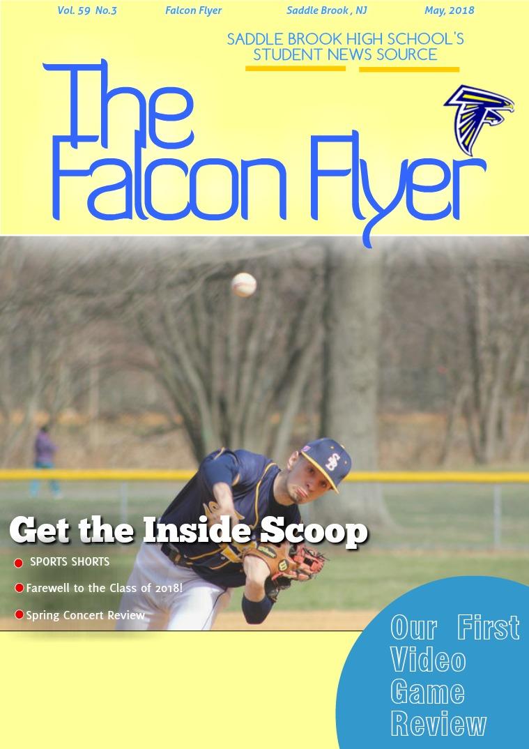 Falcon Flyer Spring 2018