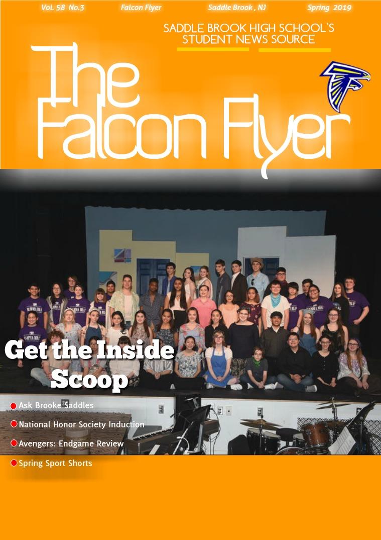 Falcon Flyer Spring 2019