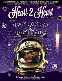 Heart 2 Heart Concepts Magazine