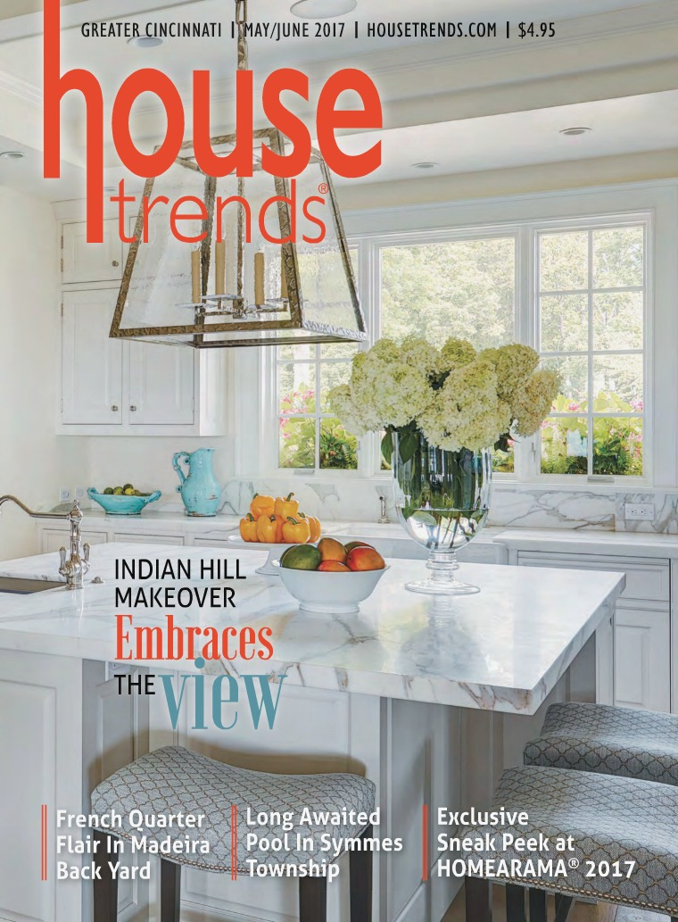 Housetrends Cincinnati May / June 2017