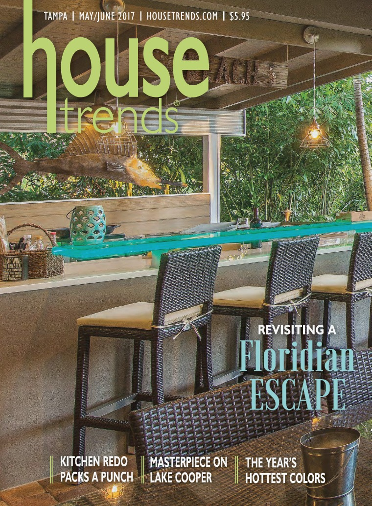 Housetrends Tampa Bay May / June 2017