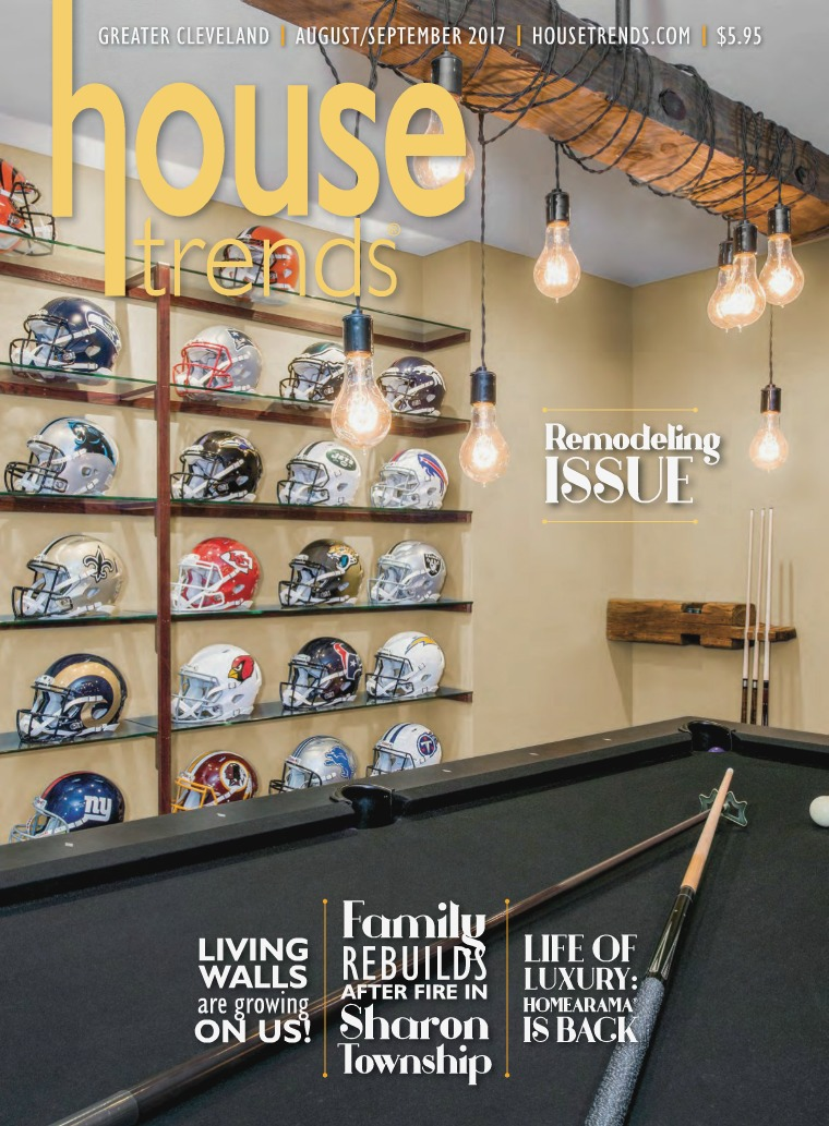 Housetrends Cleveland August / September 2017