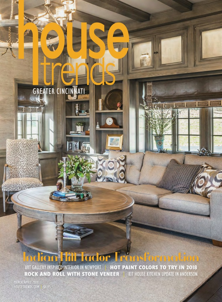 Housetrends Cincinnati March/April 2018