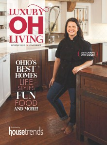 Housetrends Cincinnati Luxury Ohio Living Holiday 2013