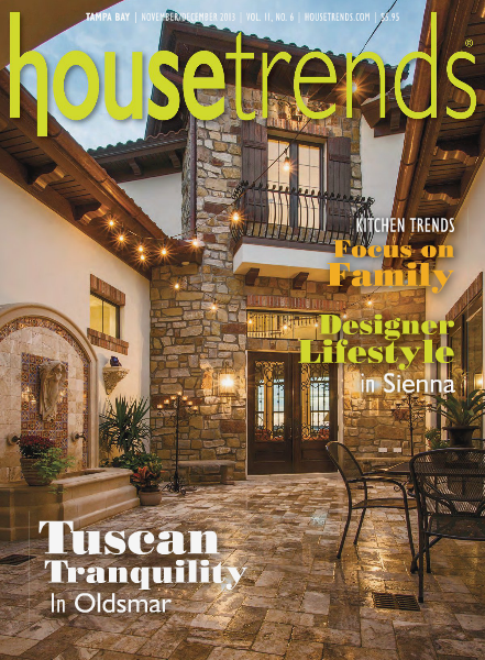 Housetrends Tampa Bay November / December 2013