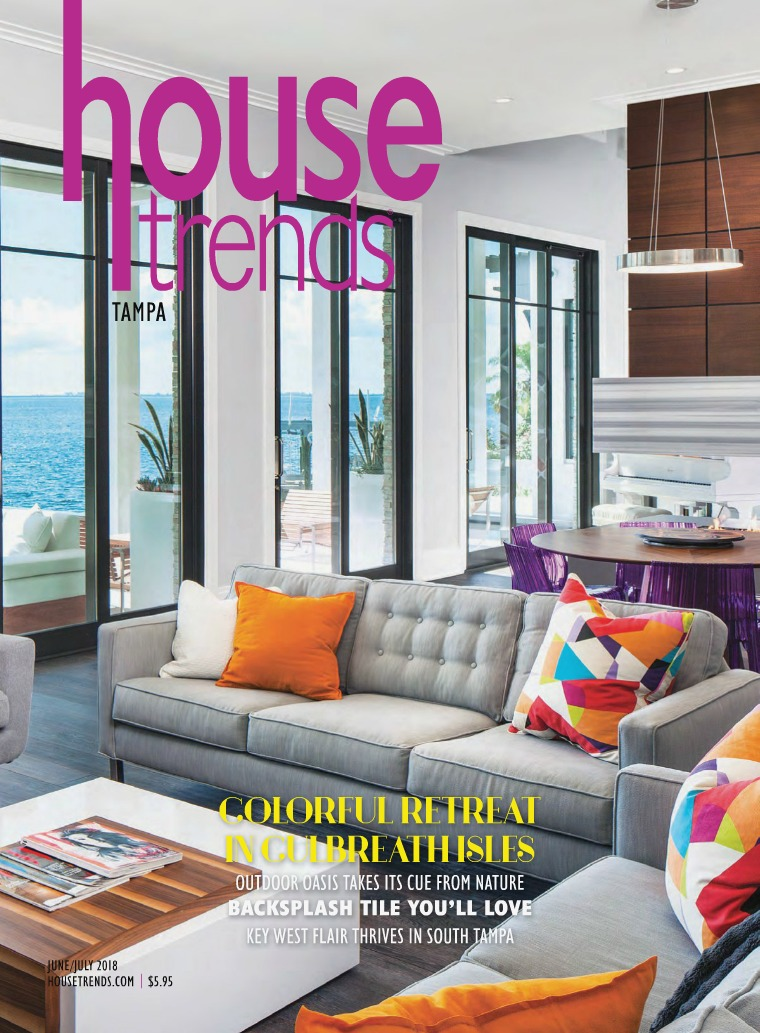 Housetrends Tampa Bay June/July 2018