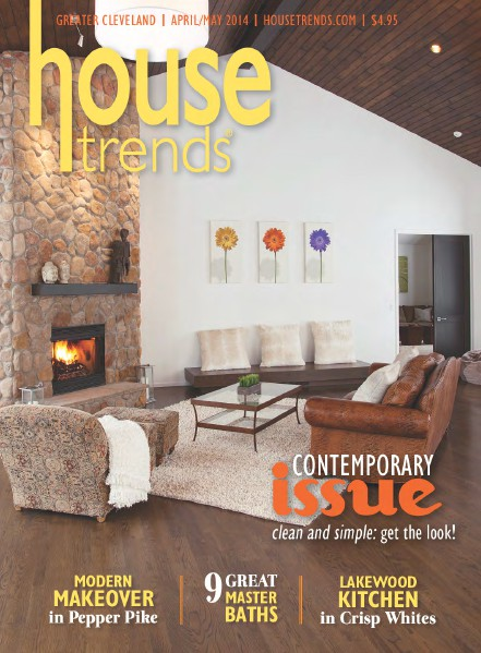 Housetrends Cleveland April / May 2014