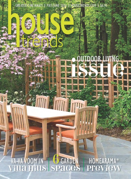 Housetrends Cincinnati May / June 2014