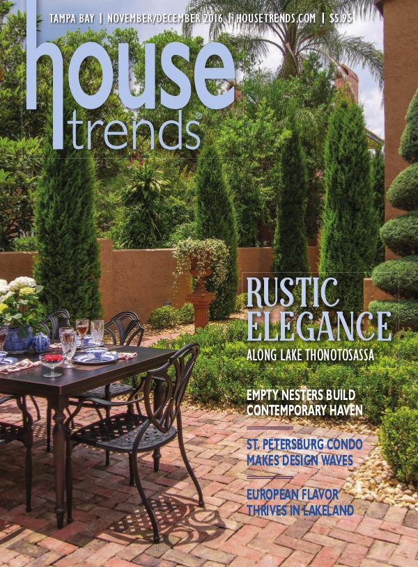 Housetrends Tampa Bay November / December 2016