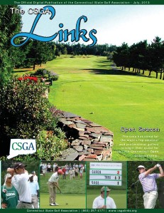 The CSGA Links Volume 1 Issue 4 July, 2013