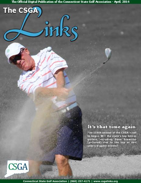 The CSGA Links Volume 2 Issue 2 April, 2014