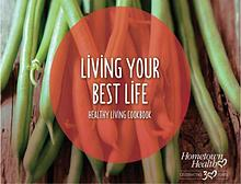 Hometown Health – Living Your Best Life Cookbook – 2018