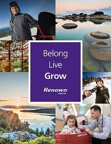 Belong Live Grow