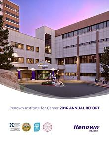 Cancer Annual Report 2016