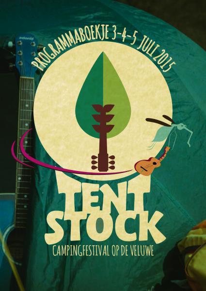 Tentstock 2015 Programmaboekje 2015