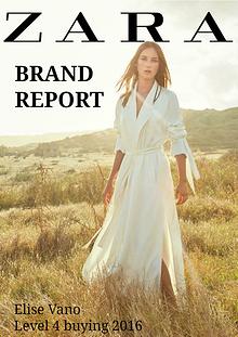 Zara Brand Report