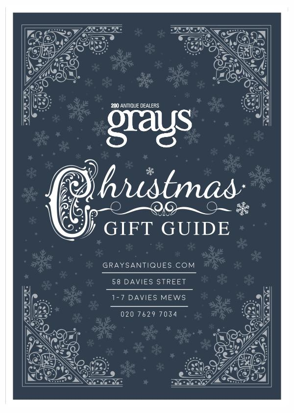 Grays Gift Guide 2016 Grays Christmas Gift Guide 2016