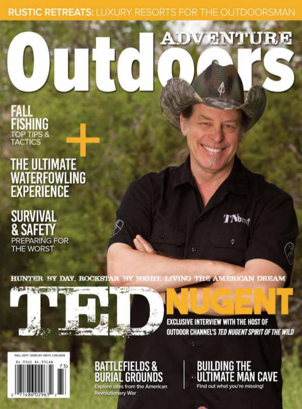 Adventure Outdoors Magazine Fall 2017