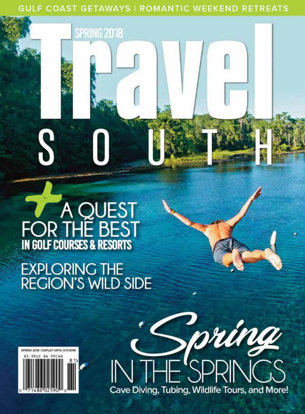 Travel South Magazine 18-02-23) Travel South low (kasey daleo's conflicted copy 20