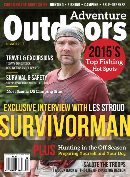 Adventure Outdoors Magazine Summer 2015