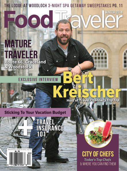 Food Traveler Magazine Winter 2014