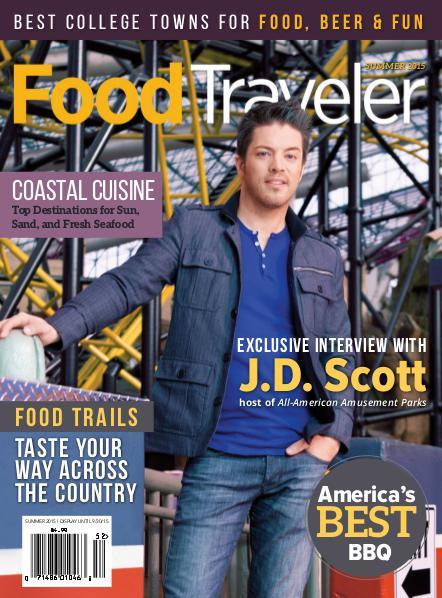 Food Traveler Magazine Summer 2015