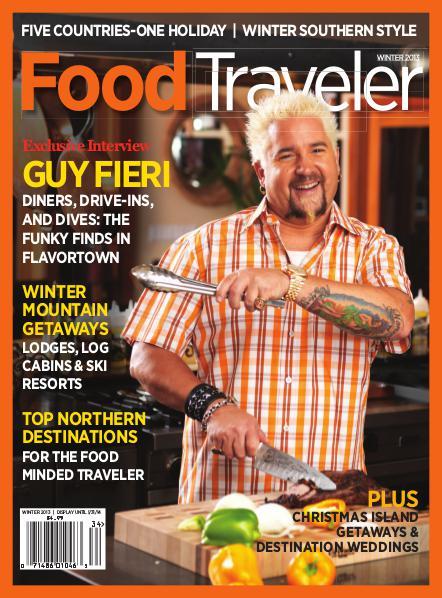 Food Traveler Magazine Winter 2013